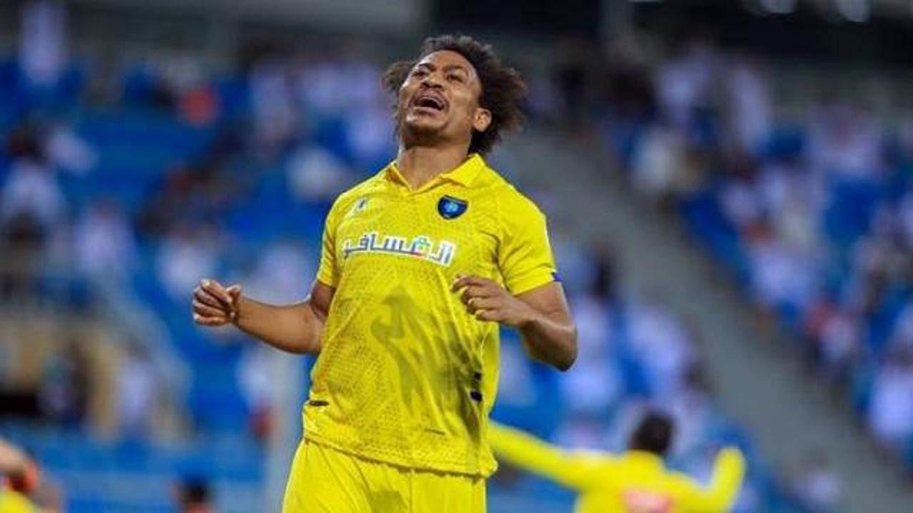 """"""" التحكيم السعودي """" يحسم قضية تاوامبا ضد اتحاد الكرة"""