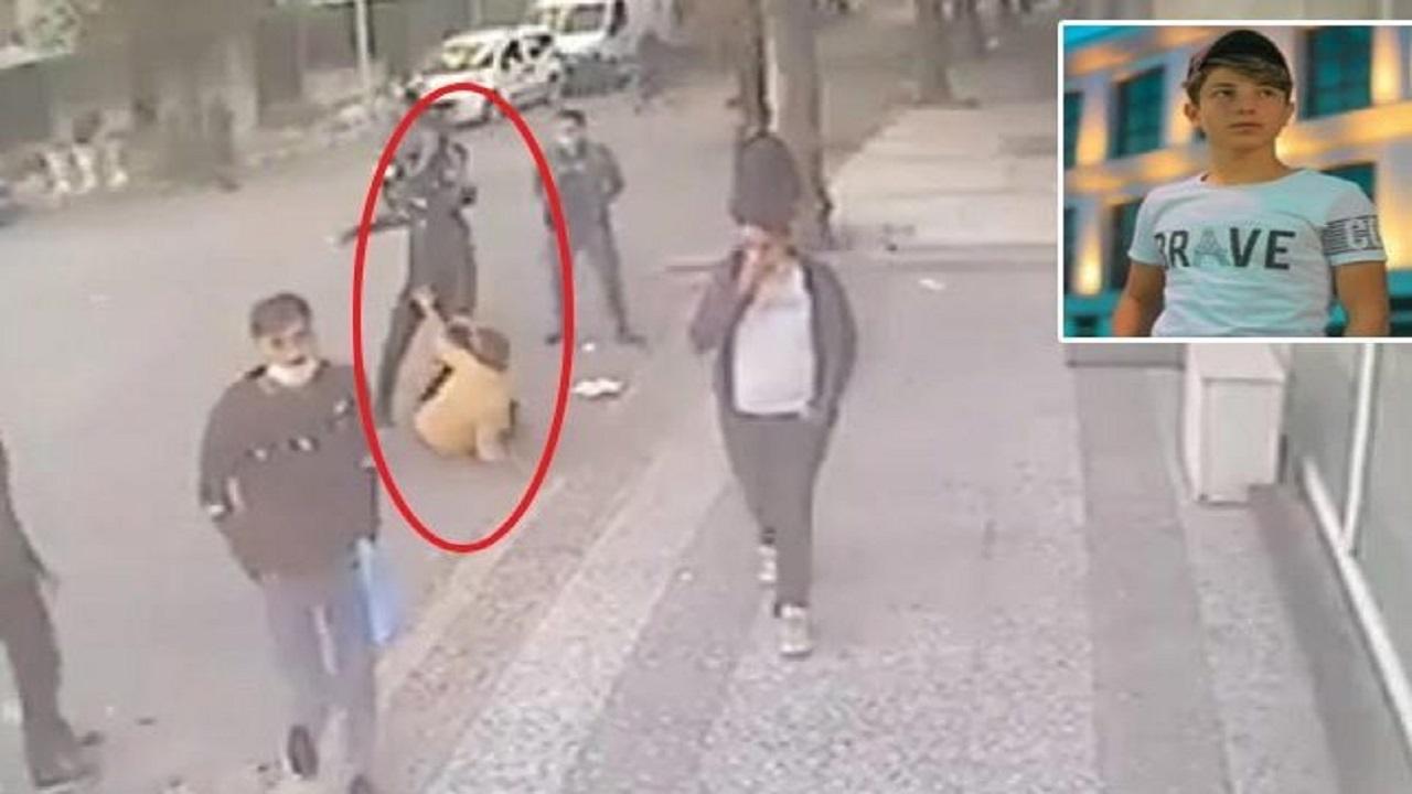 شاهد.. لحظة قتل شاب سوري خلال ذهابه إلى عمله في تركيا