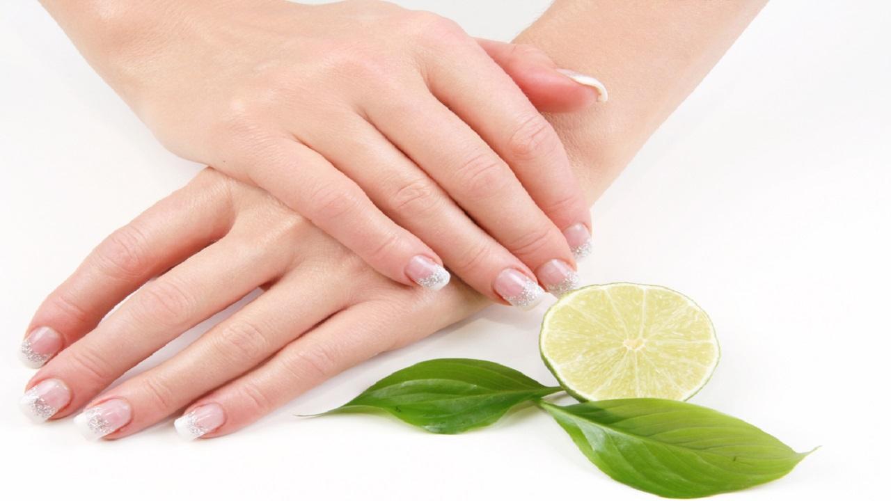 وصفة من الليمون تساعد في تقوية الأظافر