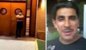 بالفيديو.. مشهور سناب شات يسخر من عامل أمام أطفاله ويبرر ما فعله