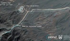 بالصور.. إيران تبني منشأة نووية جديدة تحت الأرض