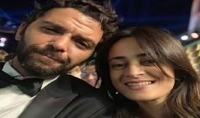 """زوج ابنة نجلاء فتحي: """" شايلة بيتي 15 سنة مش هشيل جزمتها 15 دقيقة """""""