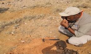 """مواطن يعثر على مواقع """" ذهب """" في جازان وفريق جيولوجي يتحقق"""