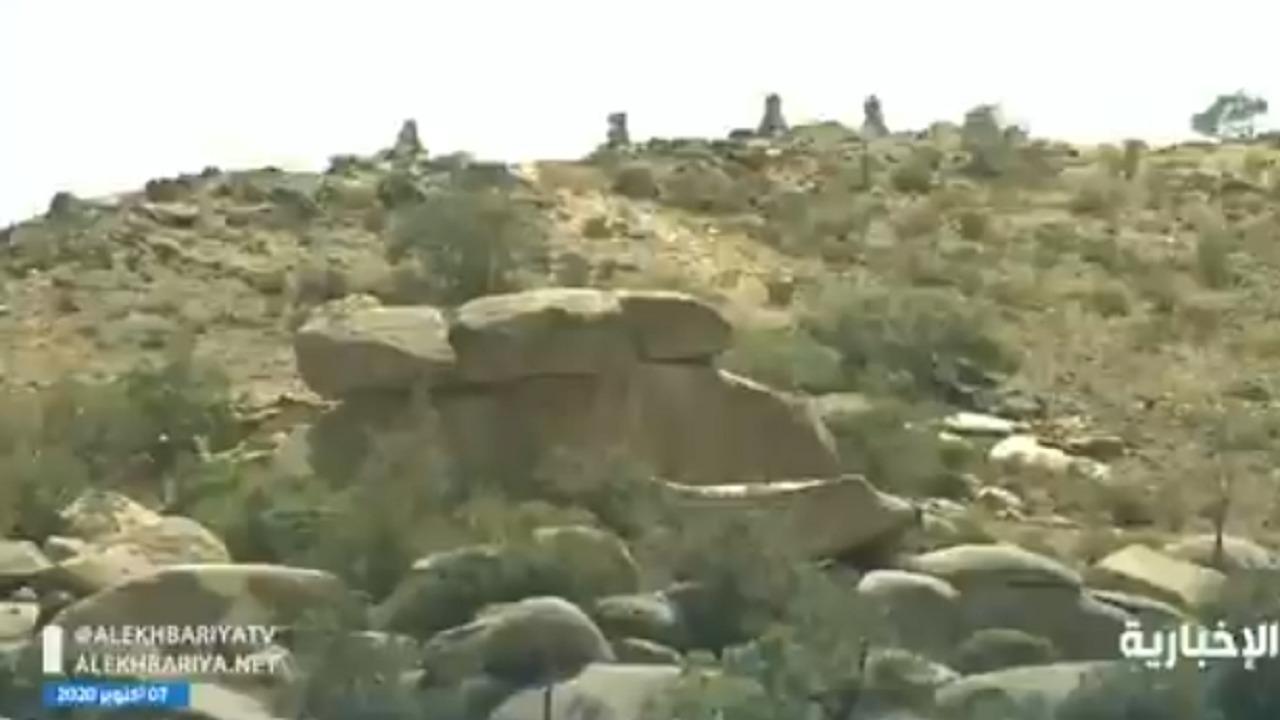 بالفيديو.. أول مرصد فلكي أثري بالمملكة بُني قبل 1200 عامًا لتحديد فصول السنة