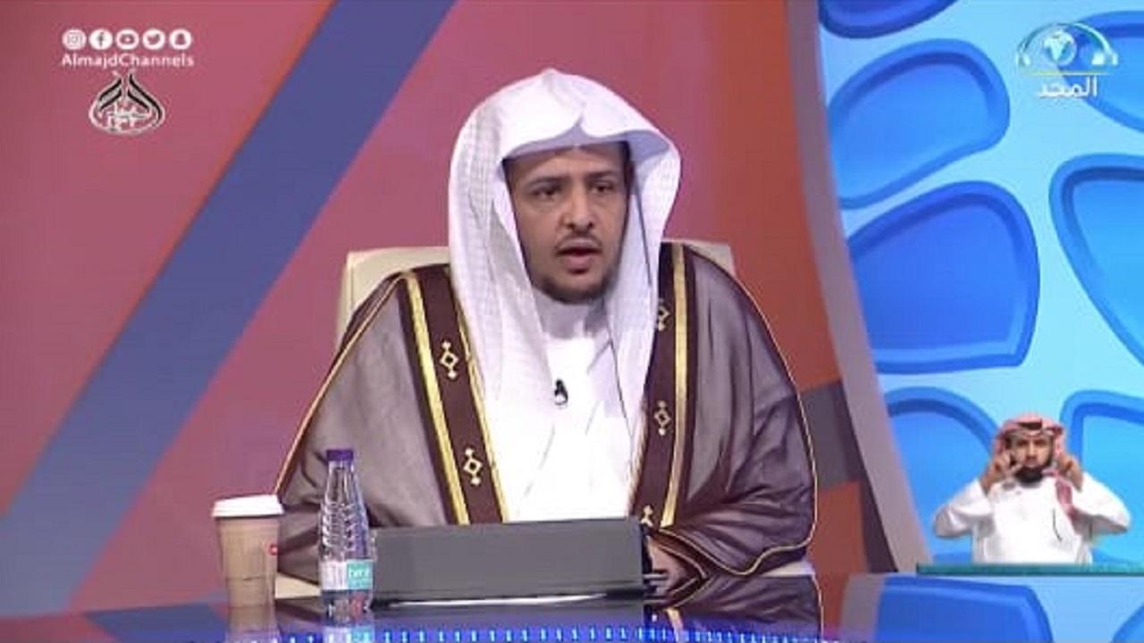 """بالفيديو.. الشيخ """"المصلح"""" يوضح حكم تعليق الصور الفوتوغرافية للأحياء والأموات"""