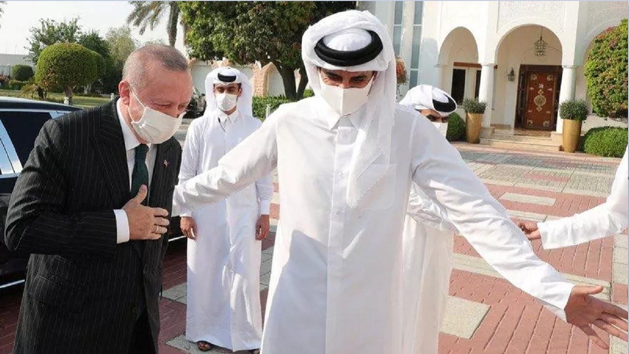 أردوغان ينحني لتميم وزعيم المعارضة التركية: كل ذلك من أجل المال!