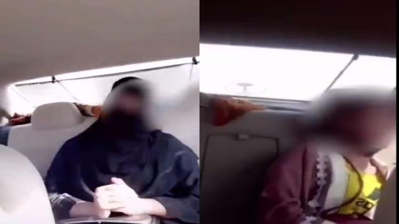 """شاهد.. سائق تاكسي بالرياض يصور النساء وينشر مقاطع الفيديو على """"تيك توك"""""""