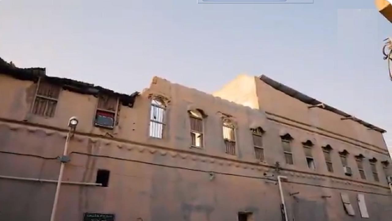 بالصورة..قصر الملك فهد الذي بناه بنفسه في حارة الحنبلي بالرياض