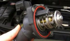 أضرار إزالةالثرموستاتمن محرك السيارة