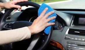 نصائح يجب اتباعها للحفاظ على نظافة مقصورة السيارة