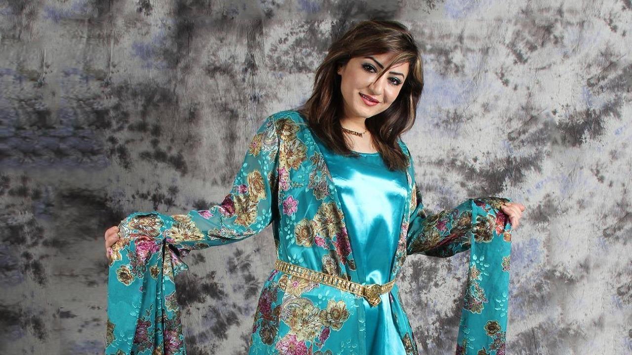 بالفيديو.. لورين عيسى ترتدي الزي الجنوبي وتشارك شباب أبها الرقص والإحتفال