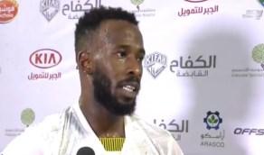 """بالفيديو.. """"فهد المولد"""" يعتذر لجمهور الاتحاد"""