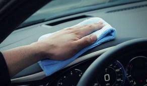 طرق بسيطة للحفاظ على نظافة تابلوه السيارة