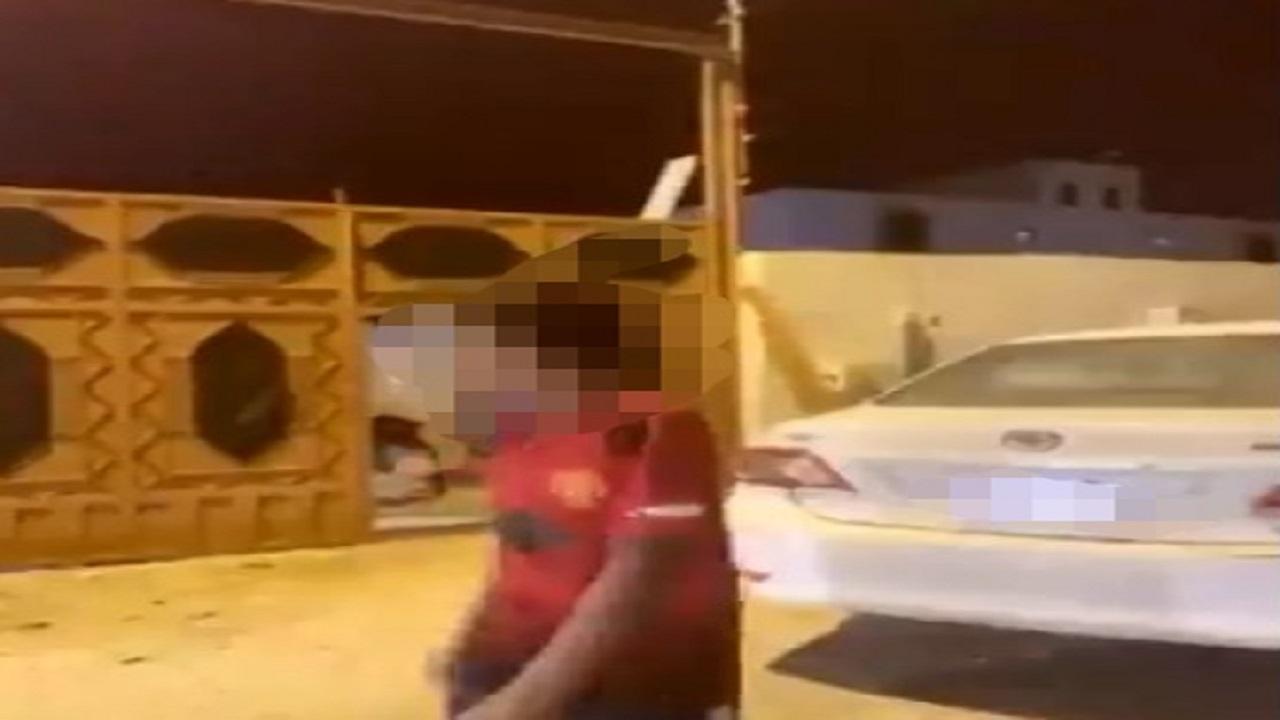 فيديو جديد للطفل الذي تعرض للتحرش بمكة يروي فيه ما حدث معه