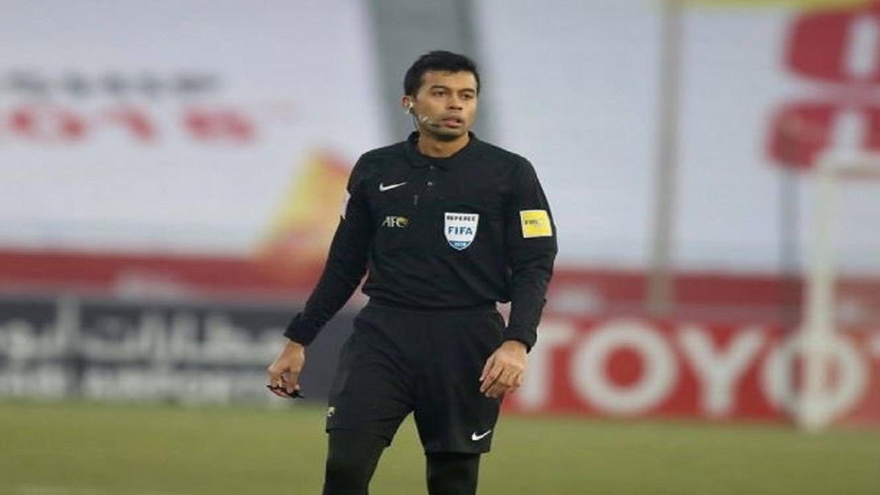 السنغافوري محمد تقي يُدير لقاء النصر وبيرسبوليس في نصف نهائي الأبطال