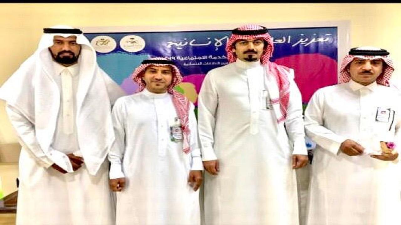مبادرات اجتماعية ونفسية  لخدمة المرضى في مستشفى الملك خالد بالمجمعة