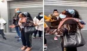 بالفيديو.. امرأة فرنسية توجه رسالة للمسلمين بعد حادث الطعن في مدينة نيس