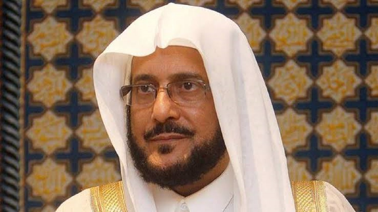 """وزير الشؤون الإسلامية:"""" علينا مواجهة الإساءة للرسول بالتجاهل واللامبالاة"""""""