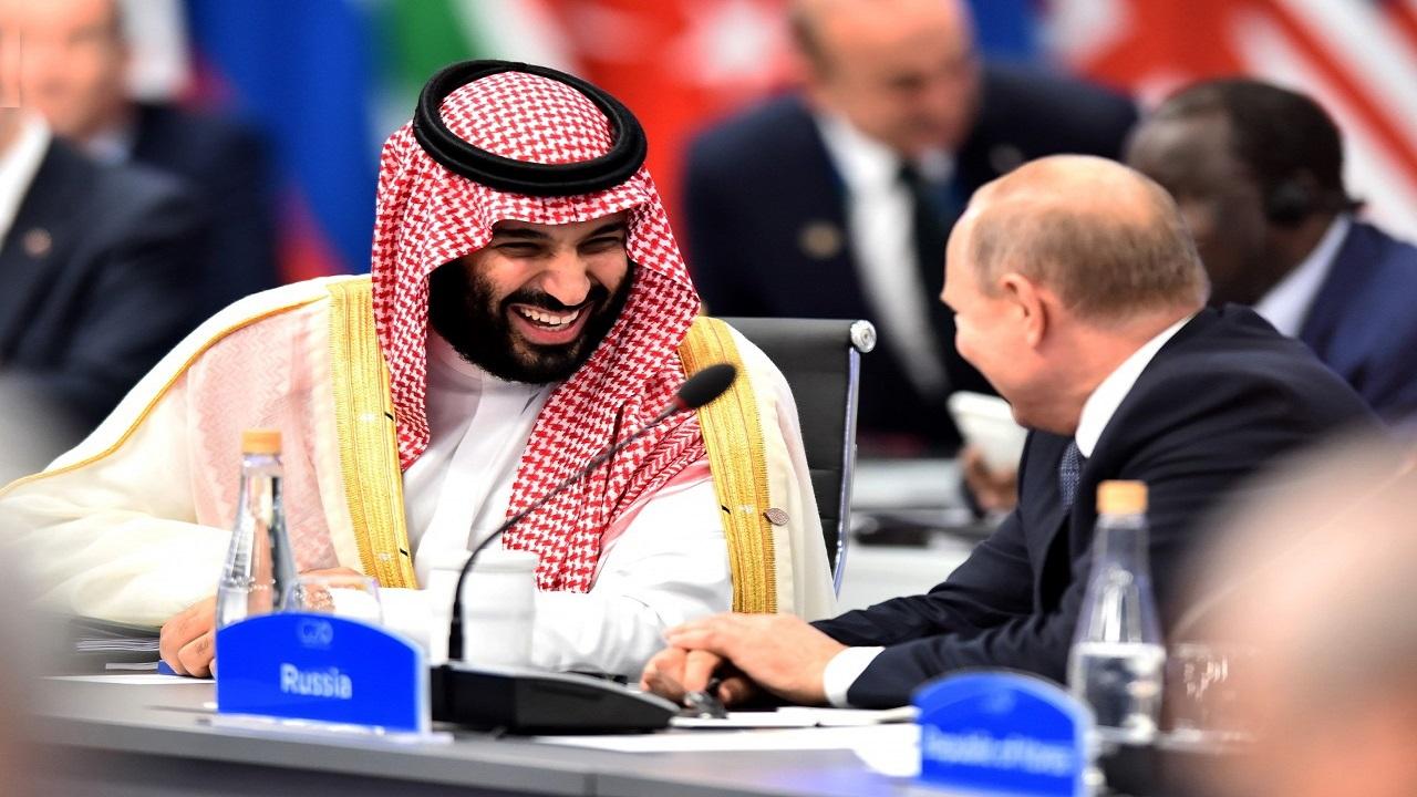 بوتين وولي العهد يبحثان اتفاقيات أوبك بلس وسوق النفط