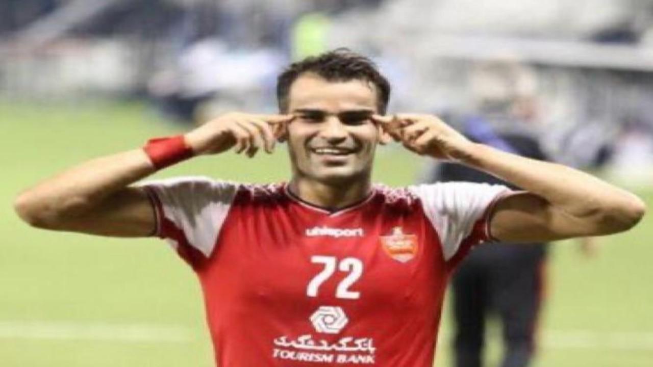 عدنان جستنيه: لماذا لم يعاقب اللاعب الإيراني في السابق؟