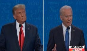ترامب: لا يمكن البقاء في القبو كما يفعل بايدن