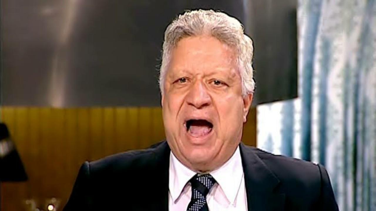 "بالفيديو.. مرتضى منصور بعد إيقافه 4 سنوات: "" أنا لساني مش طويل """