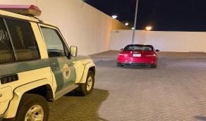 القبض على شاب تباهى بقيادة سيارة بسرعة جنونية في جدة