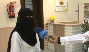 بالفيديو.. طبيبة تنشئ أول عيادة للحمية بجازان