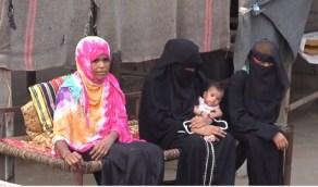 مأساة 3 سيدات يمنيات قتل الحوثيون أزواجهن