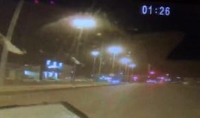 بالفيديو..مواطن يوثق استغلال عطل كاميرا ساهر لقطع الإشارة بنجران