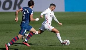 ريال مدريد يتصدر الليغا برباعية في شباك هويسكا