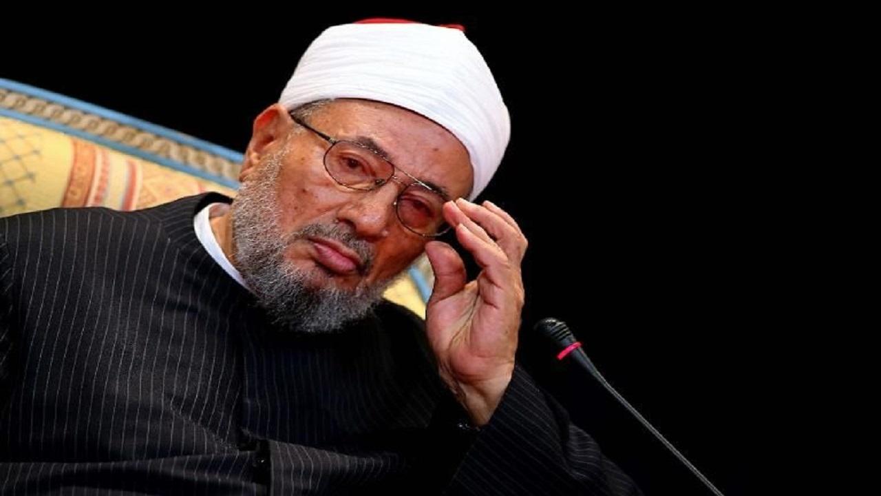 """مفتي الإرهاب """" القرضاوي """" يجتمع بقيادات """" طالبان """" في الدوحة"""