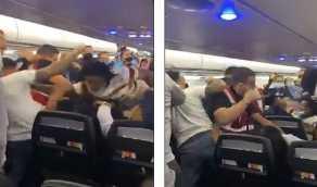 بالفيديو.. امرأة تتعرض لـ «الصعق الكهربائي» على متن طائرة بسبب تصرفاتها