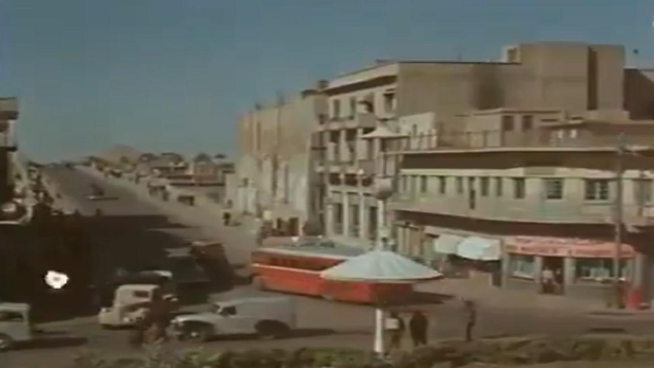 بالفيديو.. لقطات نادرة من شوارع العراق قبل أكثر من 60 عاماً