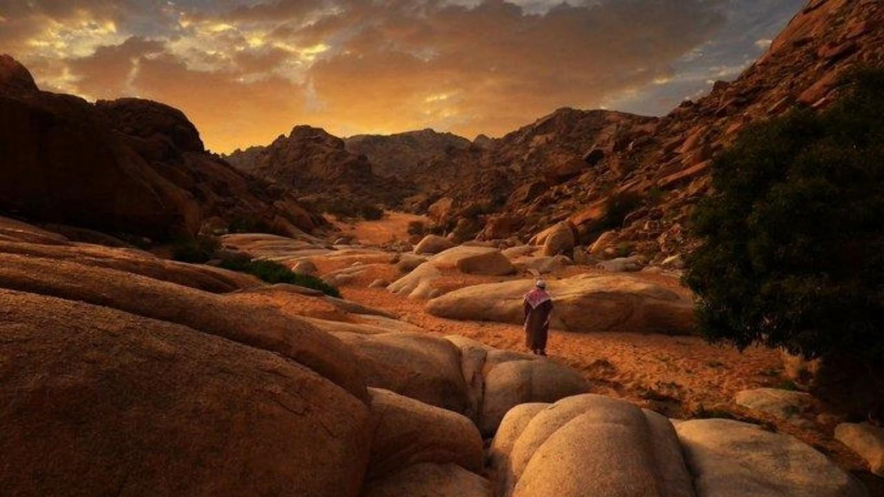 بالفيديو والصور.. انطلاق «رحلة الشيبان» لتوثيق الأماكن السياحية في المملكة