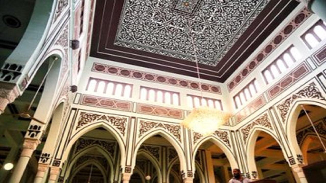 صور مبهرة لمسجد الملك فيصل في موريتانيا