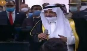 بالفيديو.. أمير تبوك يوجه كلمة لطلاب جامعة الملك سلمان بسيناء