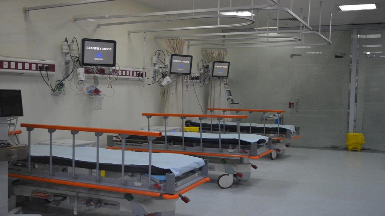 رفع الجاهزية واستحداث منطقتين لفرز الحالات التنفسية في مستشفى أجياد الطوائ