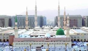 رفع الطاقة الاستيعابية للمسجد النبوي بعد التوسعات