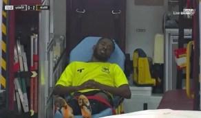 شاهد.. تعرض «المولد» لإصابة مروعة قد تغيبه عن الملاعب 12 أسبوع