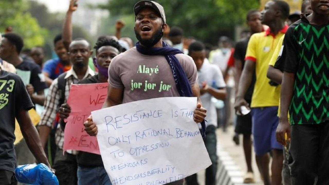اقتحام سجن وإطلاق سراح السجناء جنوب نيجيريا