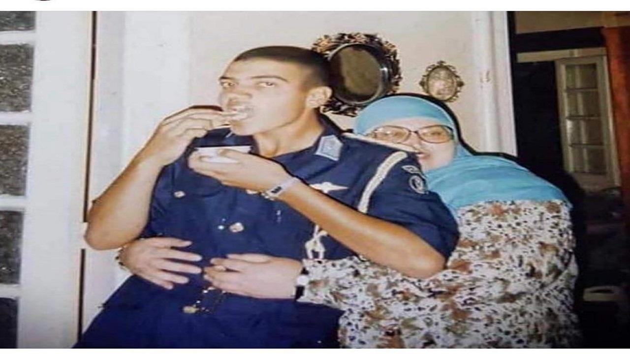 وفاة والدة الشهيد المصري أحمد  المنسي