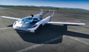بالفيديو.. صناعة سيارة تتحول إلى طائرة في دقائق