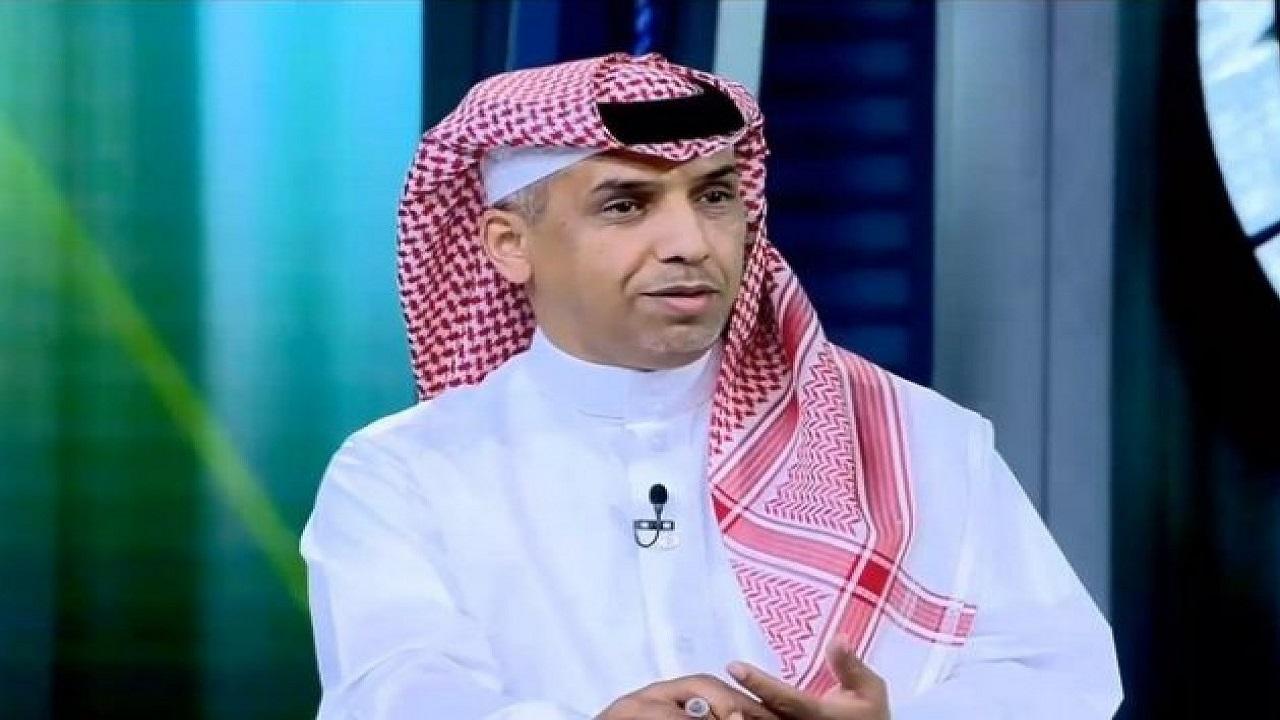"""""""فيصل أبو ثنين"""": الهلال يزيدك وليس أنت من يزيده"""