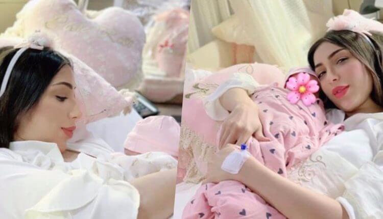 هجوم على الفنانة دنيا بطمة بسبب اختيار اسم طفلتها الثانية