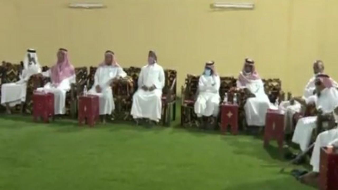 شاهد.. كبار السن في الرياض يحتفون باليوم العالمي للمسنين على طريقتهم الخاصة