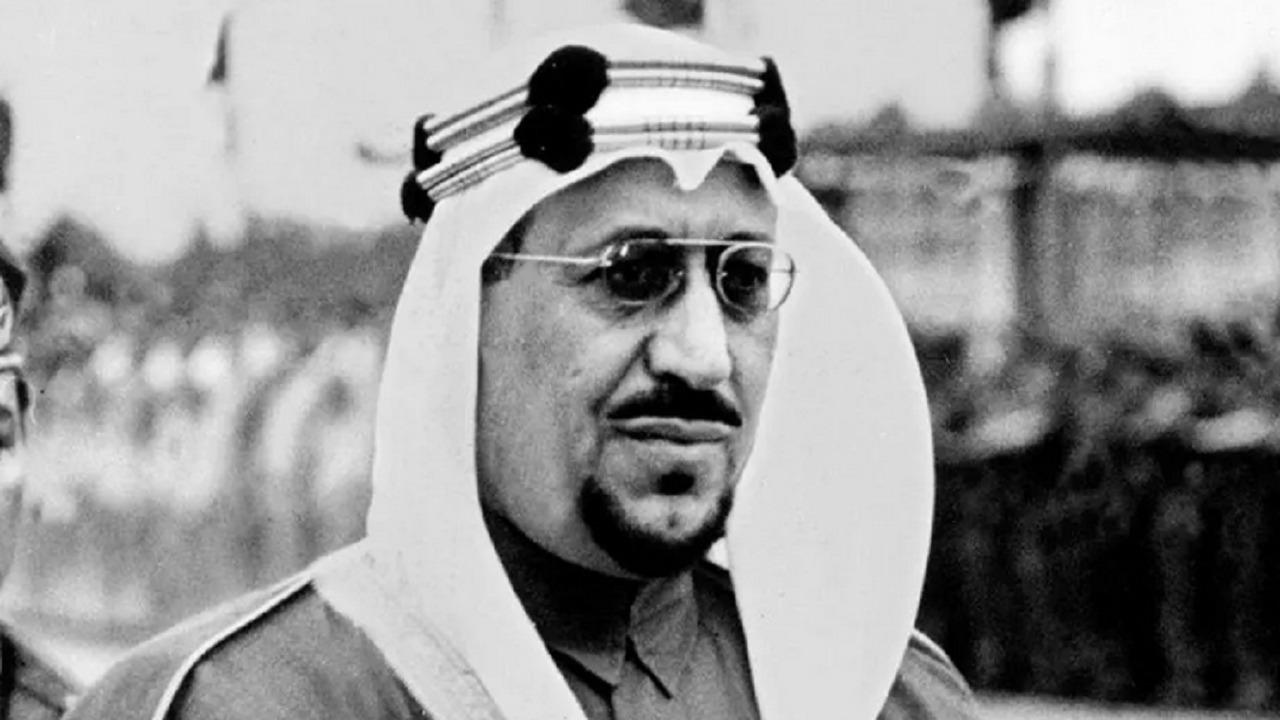 موقف الملك سعود بعدما تسببت سيارة نجله في وفاة أحد المواطنين
