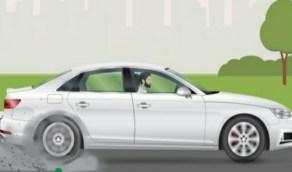 غرامة مالية عند التحرك بالمركبة بسرعة عالية