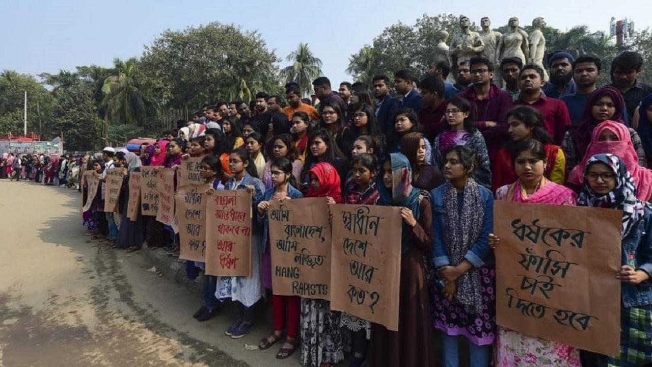 بنغلاديش تفرض عقوبة الإعدام للمغتصبين