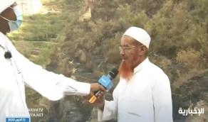 بالفيديو.. مواطنان يرويان تفاصيل وأسباب حرائق جبال فيفاء